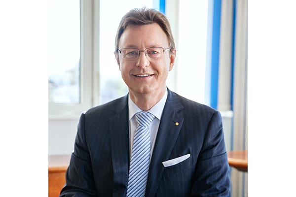 Vorstandsvorsitzender Kurt Molterer