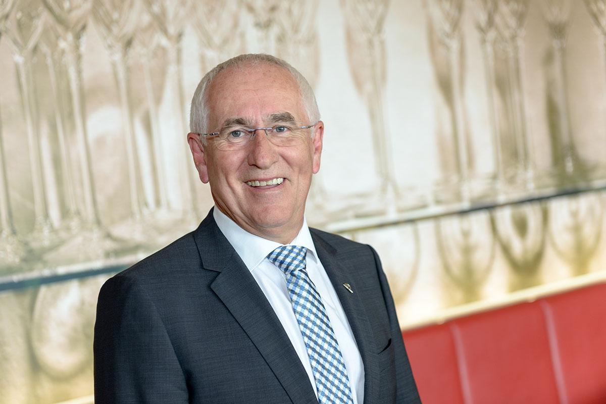 Ernst Bamberger, UNIQA Landesdirektor Oberösterreich