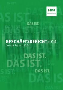 HDI GeschäŠftsbericht 2014