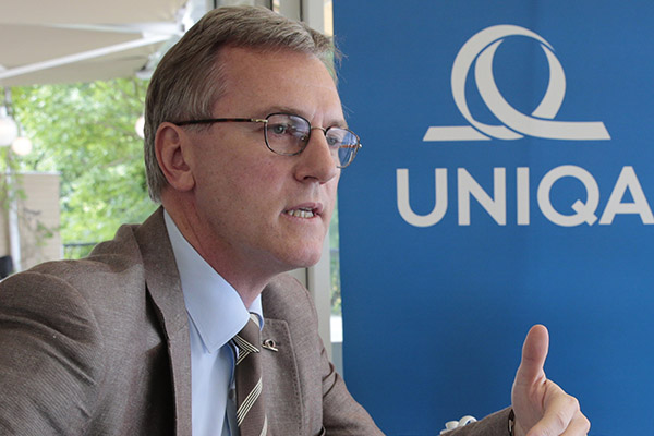 Hannes Kuschnig, UNIQA Landesdirektor Kärnten/Osttirol
