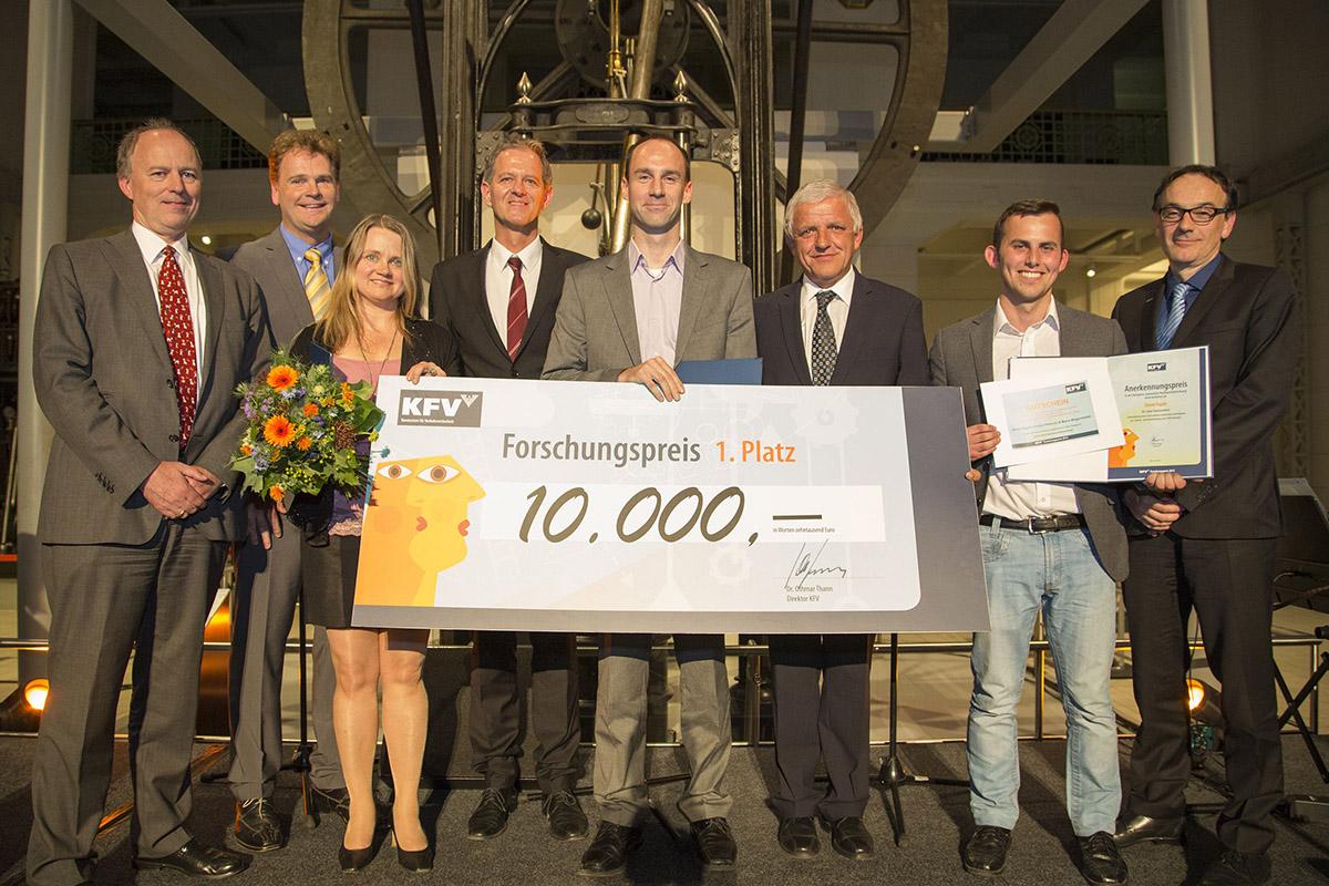 KFV-Forschungspreis 2015