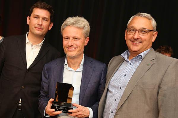 Preisverleihung Kabarettpreis 2015