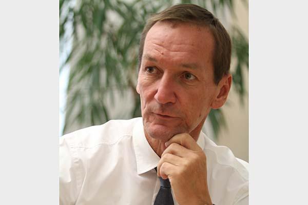Mag. Erwin Mollnhuber, Vorstandsdirektor der Wüstenrot Versicherungs-AG