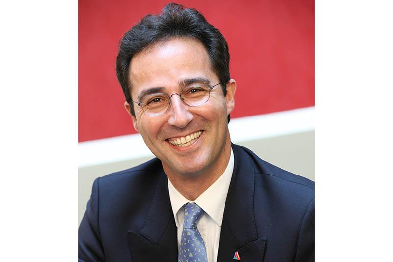 Georg Krenkel, CEO Helvetia Transport Österreich