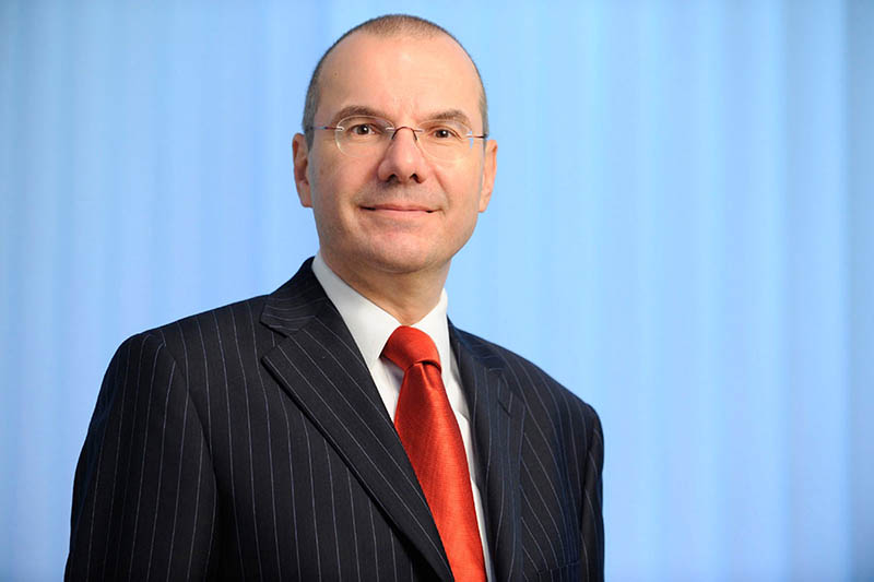 Dr. Wolfram Littich, Vorstandsvorsitzender der Allianz Gruppe in Österreich