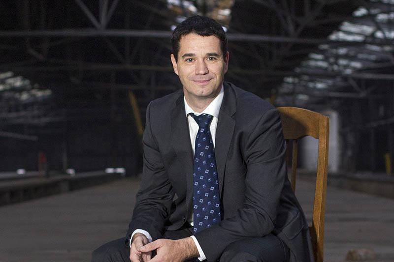 Oliver Pradetto, Geschäftsführer des Maklerpools blau direkt