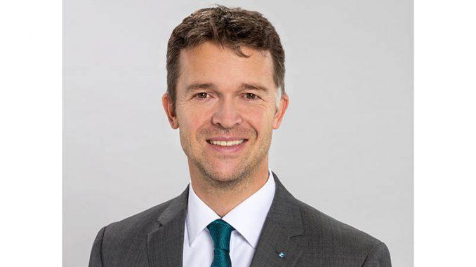 Kurt Möller, Mitglied des Vorstandes Zürich Versicherungs-AG