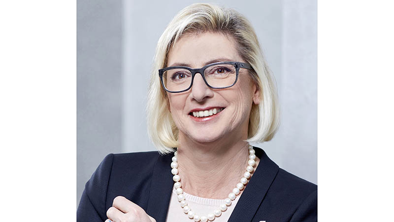 Prof. Elisabeth Stadler, Vorsitzende der Vorstands VIENNA INSURANCE GROUP AG