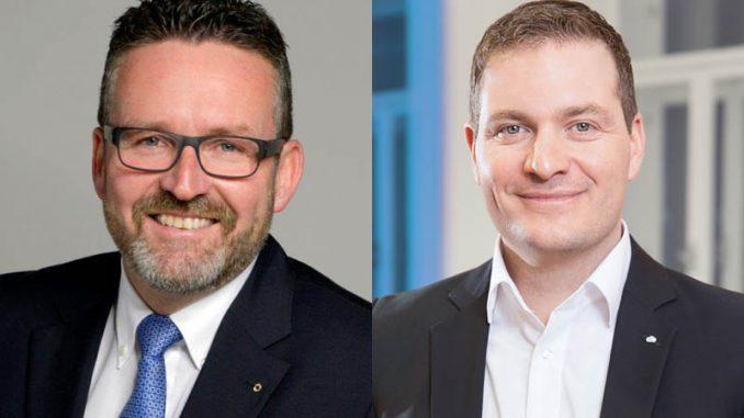 Christoph Berghammer, MAS & Mag. Reinhold Baudisch