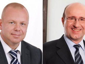 Arno Slepice und Helmut Karner, MAS