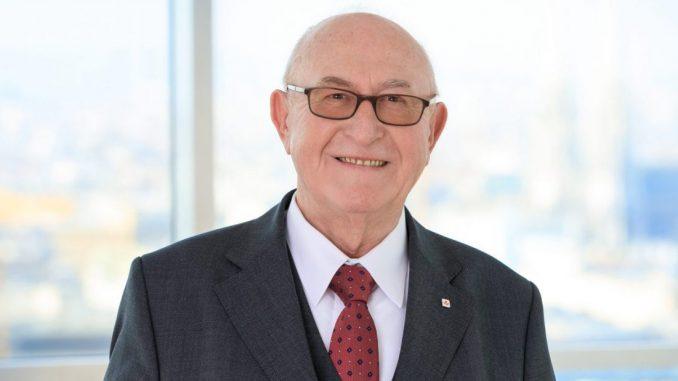 Günter Geyer, Vorstandsvorsitzender des Wiener Städtischen Versicherungsvereines