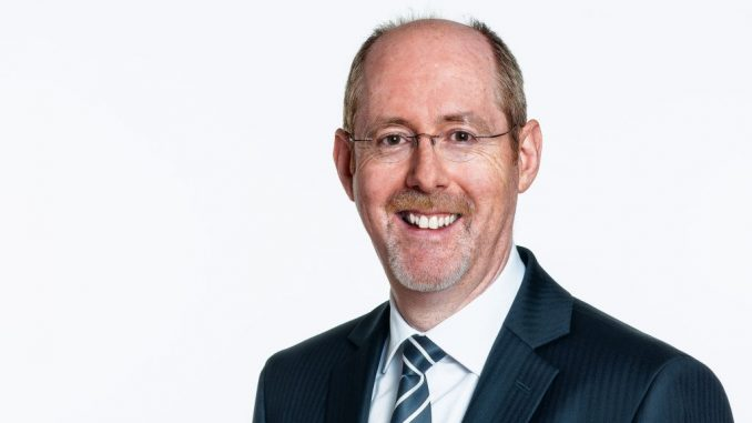 Thomas Doyle, Vorstandsvorsitzender der FWU Life Insurance Austria AG