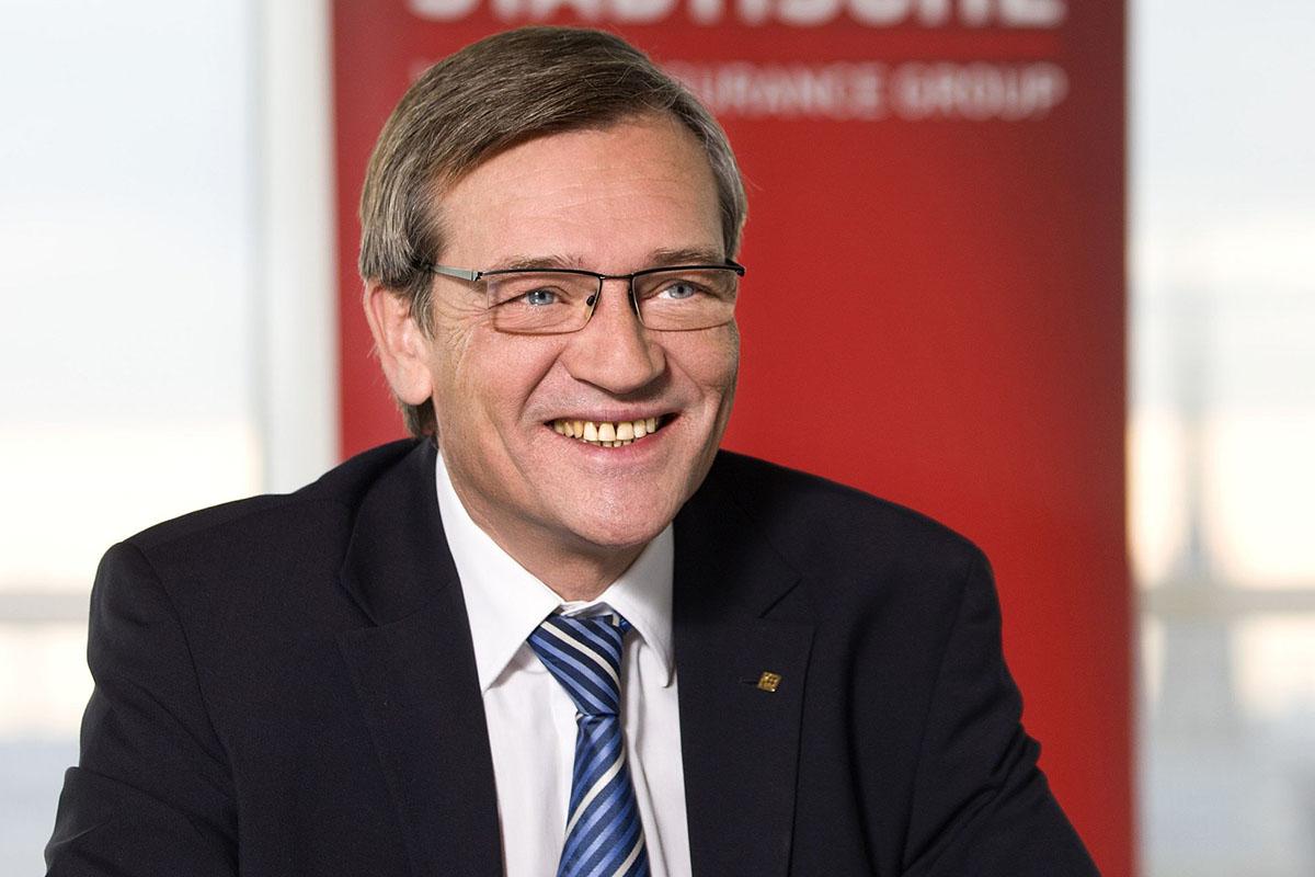 Generaldirektor Wiener Städtische Mag. Robert Lasshofer