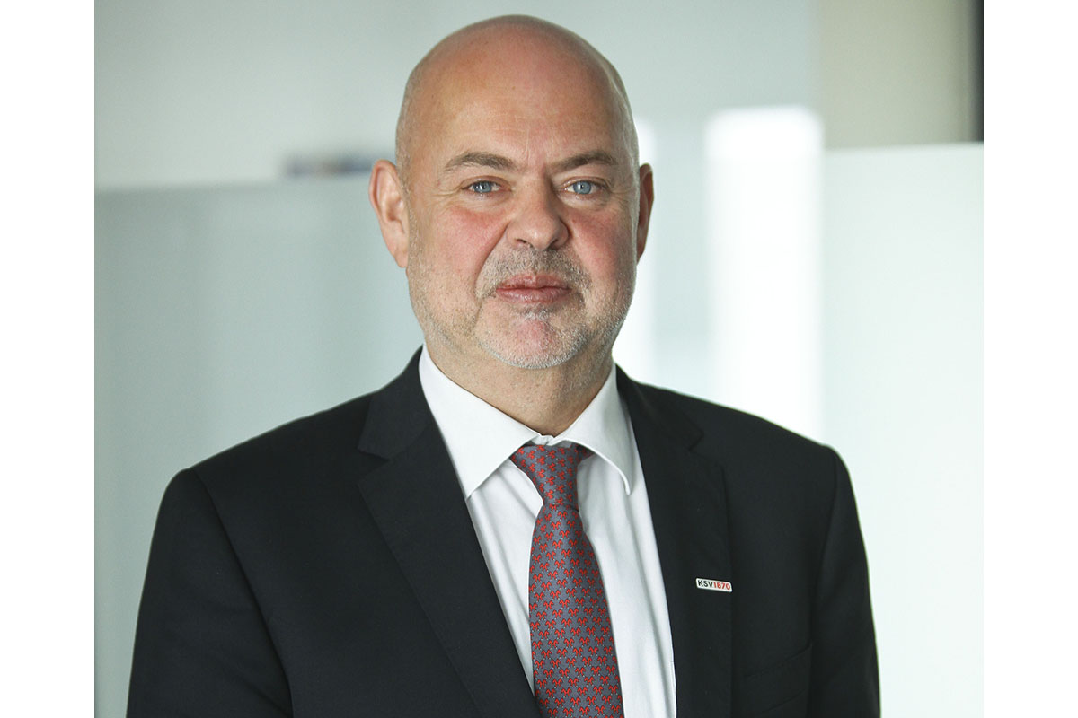 Roland Führer, Vorsitzender des Fachausschusses Kreditauskunfteien