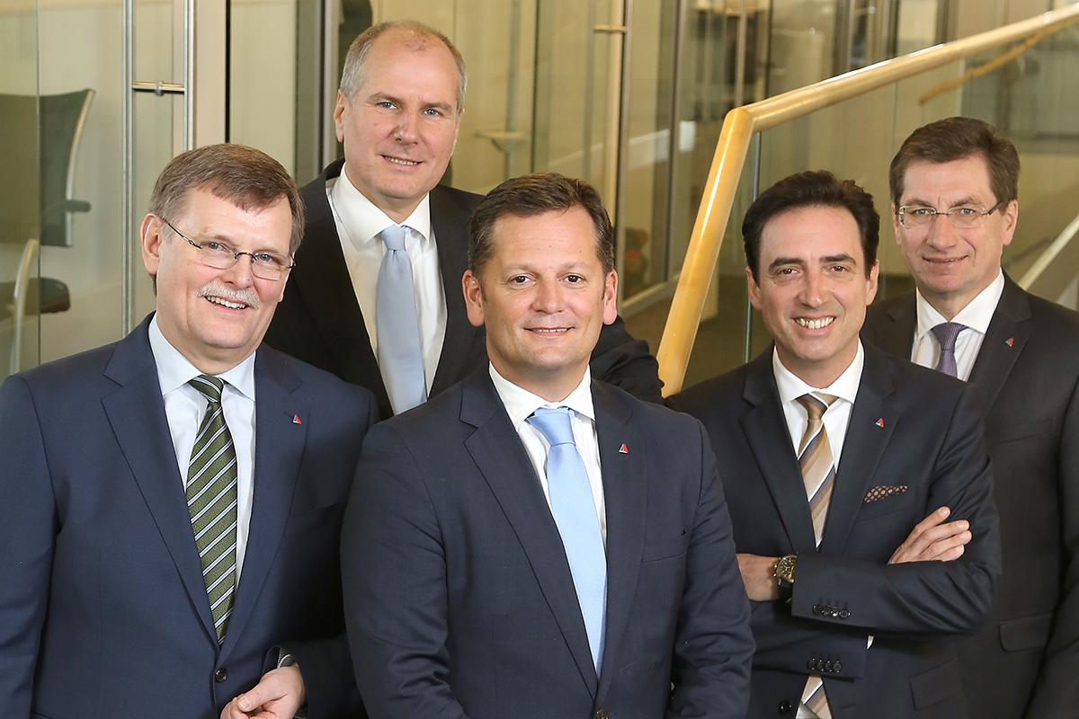 Helvetia Vorstand 2015