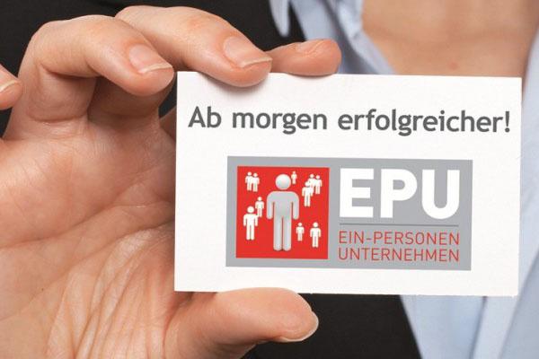 Speziell für Ein-Personen-Unternehmen hat die Wiener Städtische Versicherung ein umfassendes Versicherungsprodukt entwickelt.
