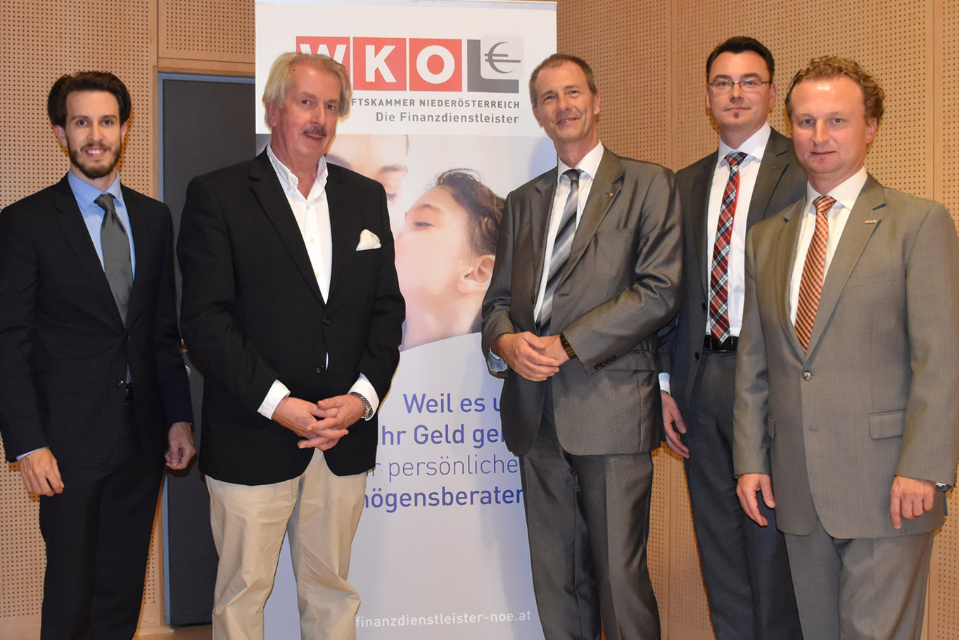 Finanzdienstleister Tour Niederösterreich