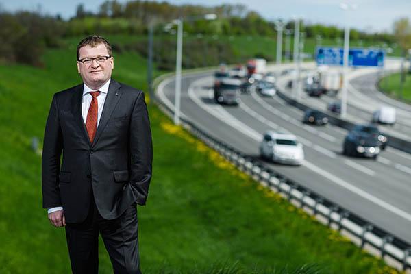 Robert Wasner, Sachversicherungsvorstand UNIQA Österreich