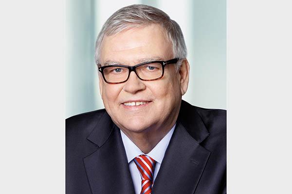 Dr. Dr. h.c. Paul-Otto Faßbender