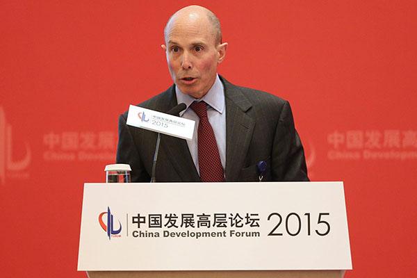 """""""ACE und Chubb sind jetzt ein Unternehmen"""", so Evan G. Greenberg, Chairman und CEO der neuen Chubb Limited."""