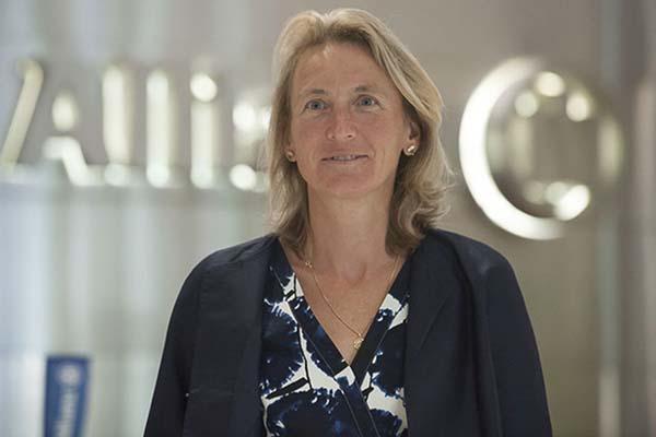 Dipl. Math. Christina Franz Vorstand und CRO Allianz Gruppe in Wien