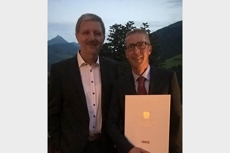 OMDS Award Verleihung