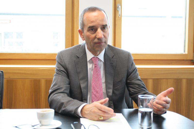Generali CEO Alfred Leu