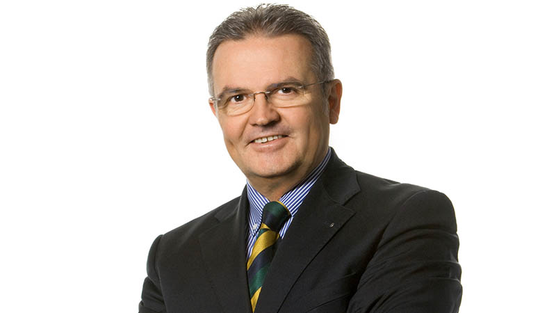Direktor Johannes Loinger, Vorstandsvorsitzender D.A.S. Rechtsschutz AG