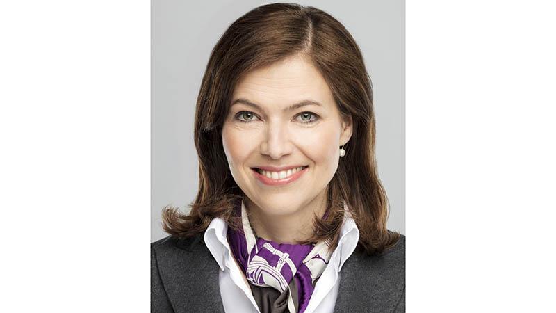 Andrea Stürmer, Vorsitzende des Vorstandes Zürich Versicherungs-AG