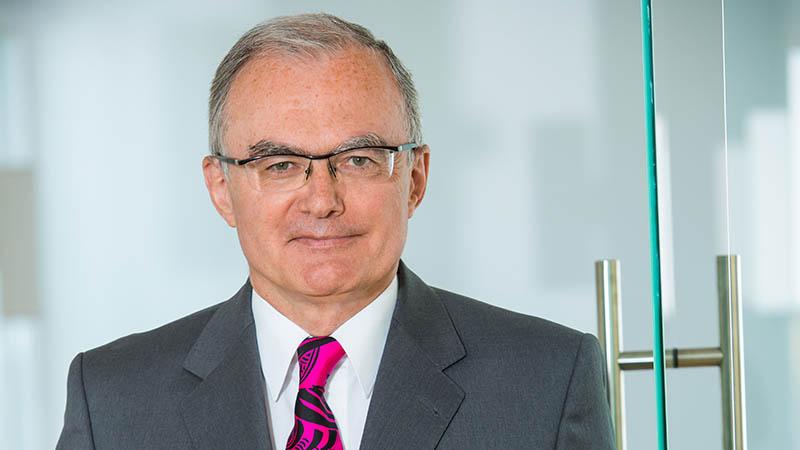 Dr. Norbert Griesmayr, Vorsitzender des Vorstandes VAV Versicherungs-Aktiengesellschaft