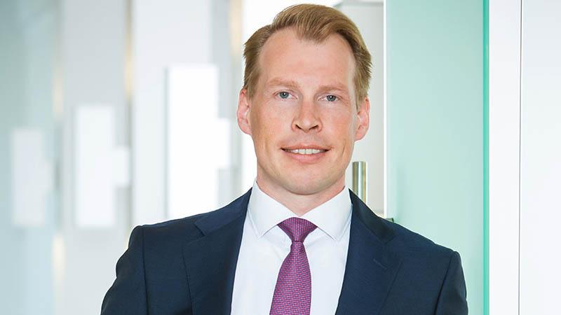 Sven Rabe, Mitglied des Vorstandes VAV Versicherungs-Aktiengesellschaft