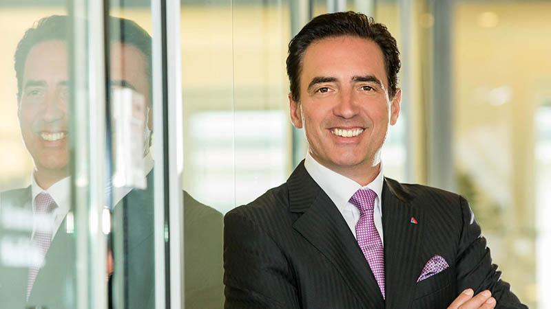 Werner Panhauser, Mitglied des Vorstandes Helvetia Versicherungen AG