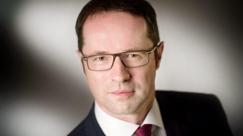Oliver Hans Fleck, MBA