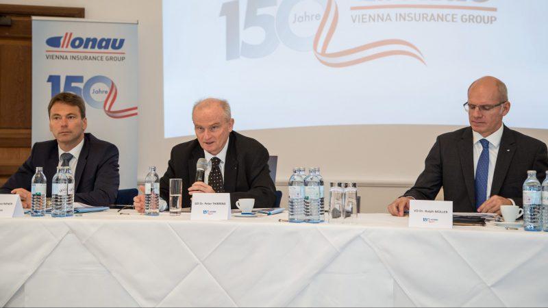 150 Jahre DONAU Versicherung