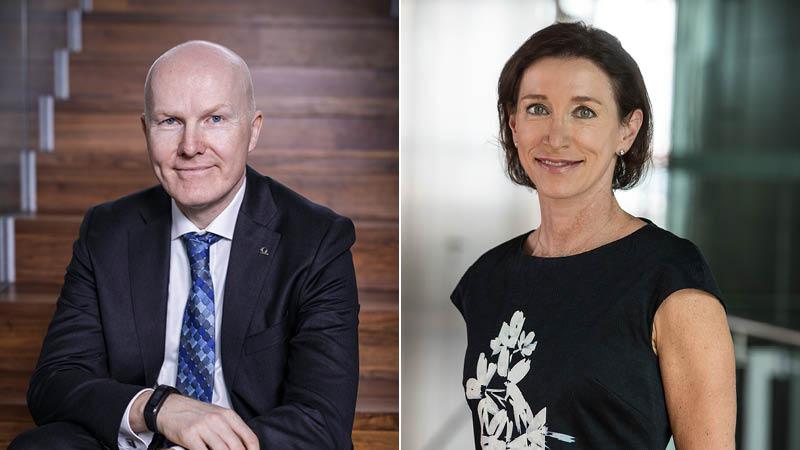 Alexander Bockelmann & Sabine Usaty-Seewald