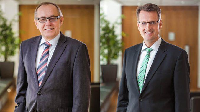 Mag. Josef Adelmann und Josef Kreiterling