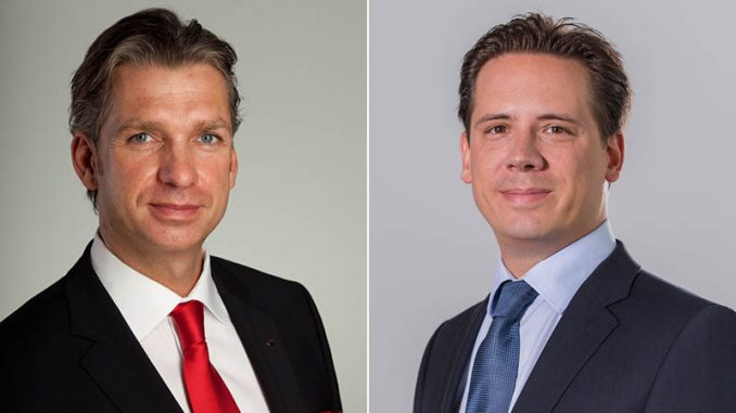 Andreas Büttner und Mag. Thomas Hajek