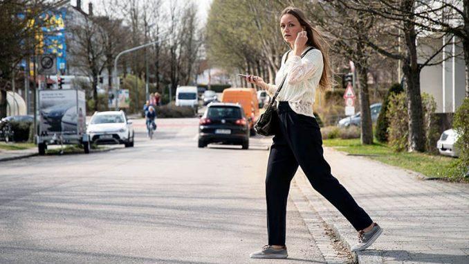 Fußgängerstudie