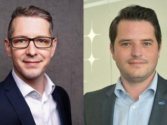 Dominic Gantner, CSO von Allianz Partner Österreich, und Lukas Unger, oeticket-Marketingleiter