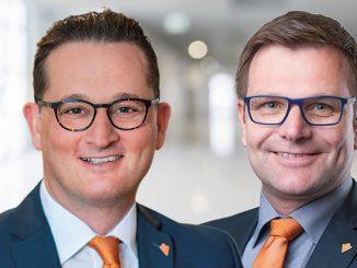Matthias Lindenhofer und Rainer Vogelmann