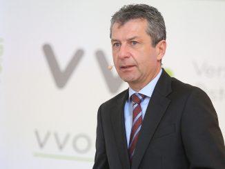 Kurt Svoboda, Präsident des österreichischen Versicherungsverbandes VVO