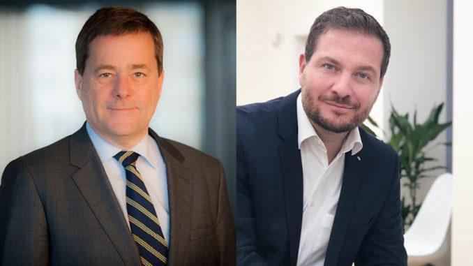 Christoph Marek und Reinhold Baudisch